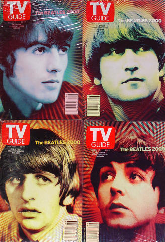 TV Guide The Beatles 2000