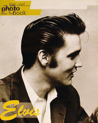 Elvis Presley: A Tear-Out Photo Book