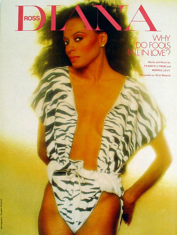 Diana Ross: Why Do Fools Fall In Love?