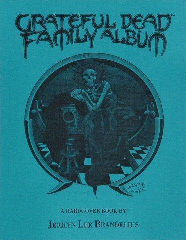 The Grateful Dead Family Album Handbill