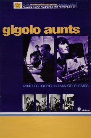 Gigolo Aunts Poster