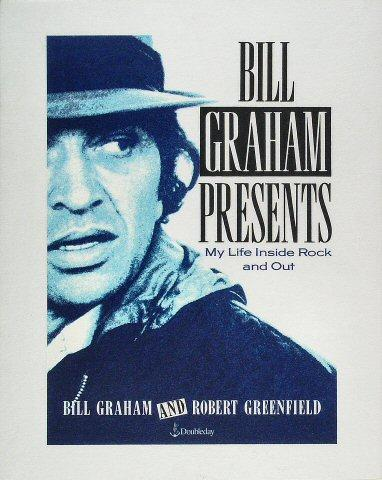 Bill Graham Presents: My Life Inside Rock and Out Pellon