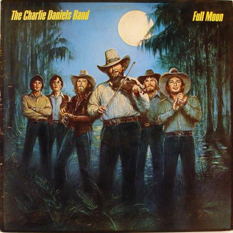 "The Charlie Daniels Band Vinyl 12"""