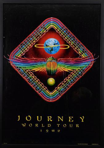 Journey Framed Poster