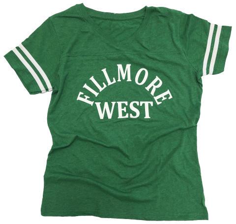 Fillmore West Jersey Women's T-Shirt