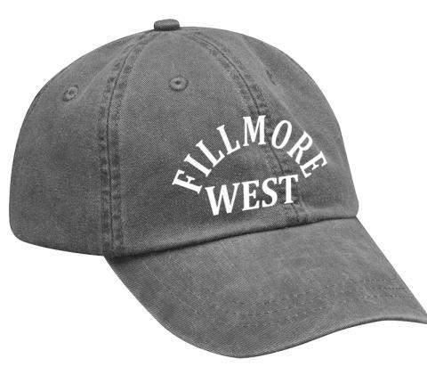 Fillmore West Vintage Tour Hat