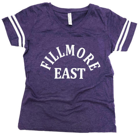 Fillmore East Jersey Women's T-Shirt