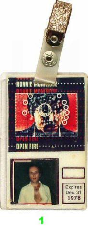 Ronnie Montrose Laminate