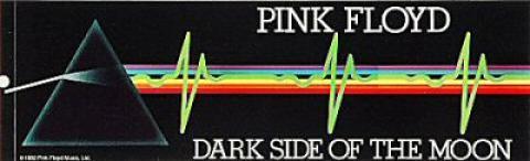 Pink Floyd Sticker