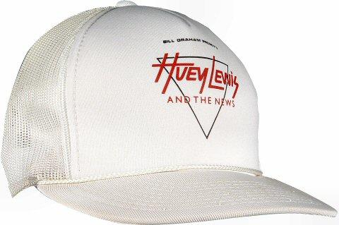 Huey Lewis & the News Hat