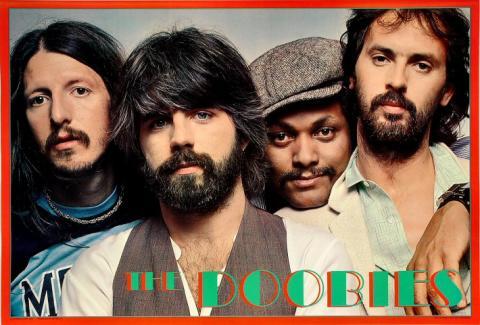 The Doobie Brothers Poster