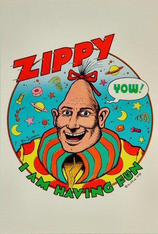 Zippy Postcard