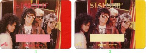 Starship Backstage Pass
