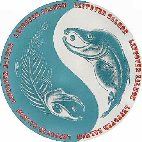 Leftover Salmon Sticker