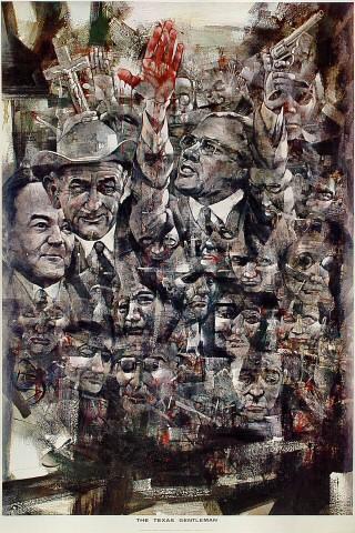 The Texas Gentleman Poster