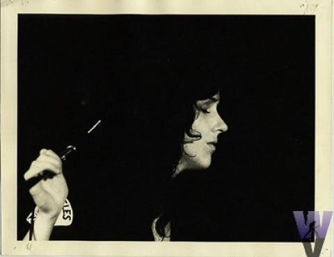 Grace Slick Vintage Print