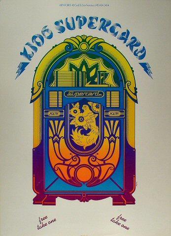 K106 Supercard Poster
