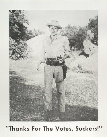Ronald Reagan Poster