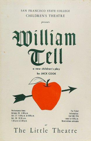 William Tell Poster