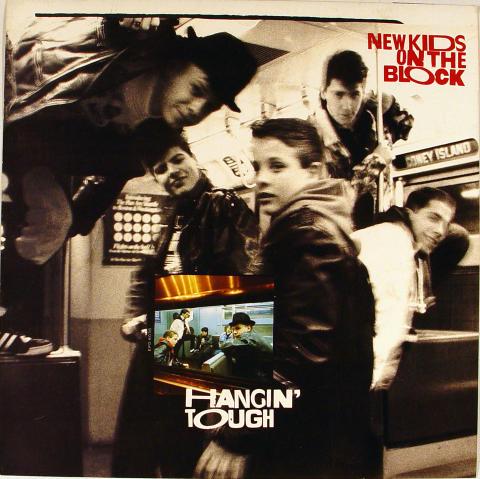New Kids On The Block Album Flat