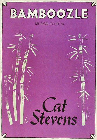 Cat Stevens Program