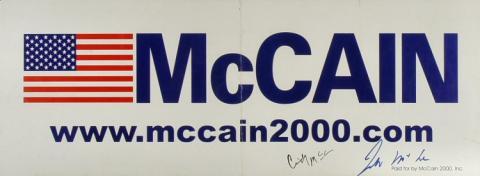 John McCain Poster