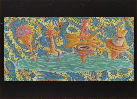 Brent Spears Artwork Handbill