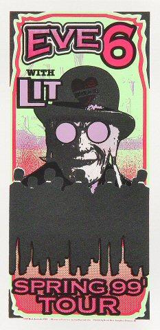Eve 6 Handbill
