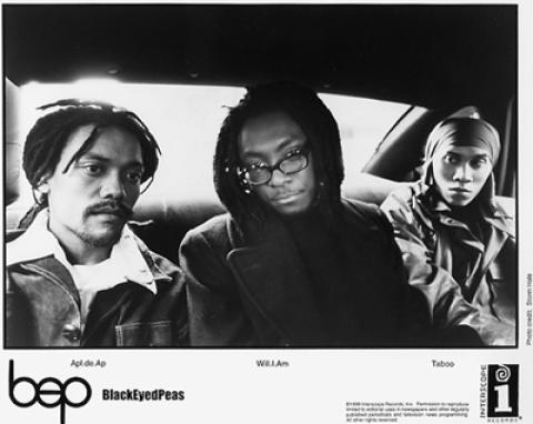 Black Eyed Peas Promo Print