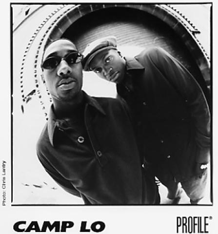 Camp Lo Promo Print