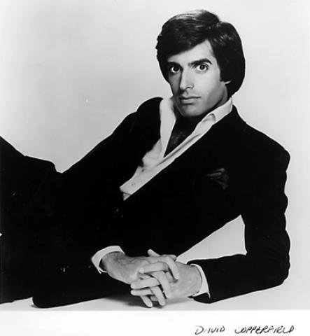 David Copperfield Promo Print