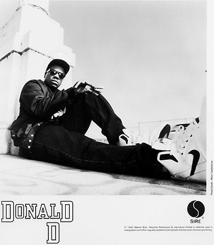 Donald D Promo Print