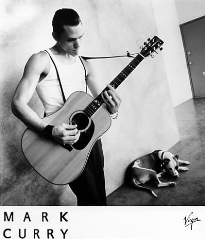 Mark Curry Promo Print