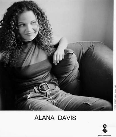 Alana Davis Promo Print
