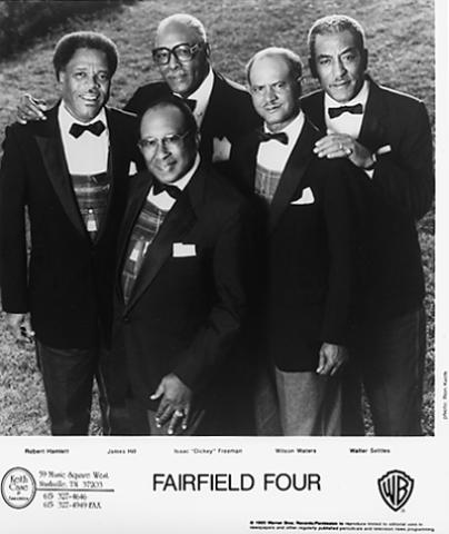 Fairfield Four Promo Print