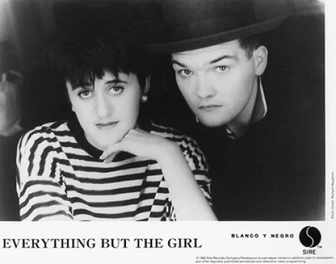 Everything But The Girl Promo Print