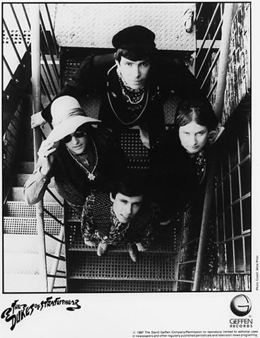 The Dukes of Stratosphear Promo Print