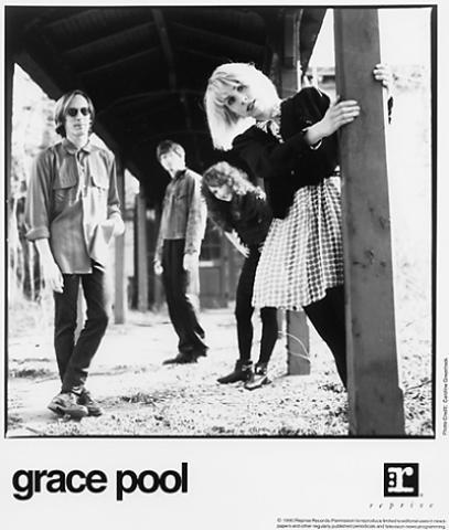 Grace Pool Promo Print