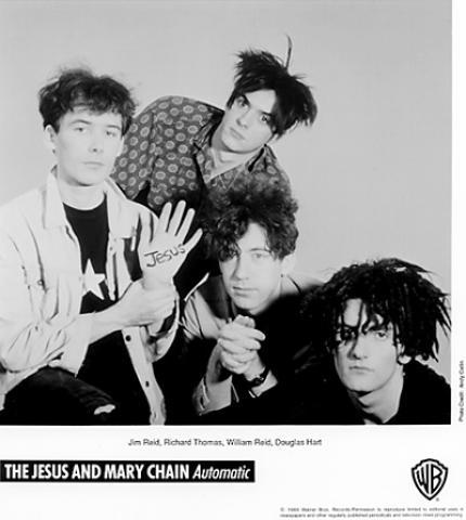 The Jesus & Mary Chain Promo Print