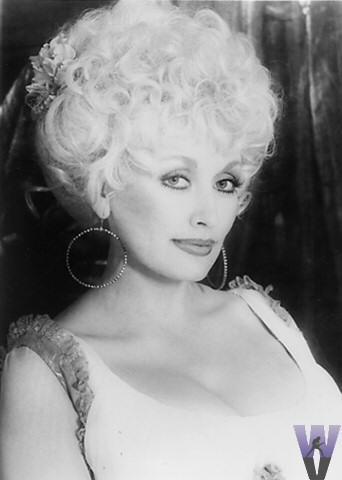 Dolly Parton Vintage Print