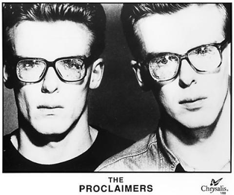 The Proclaimers Promo Print