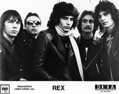 Rex Promo Print