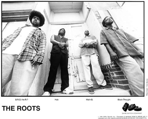 The Roots Promo Print