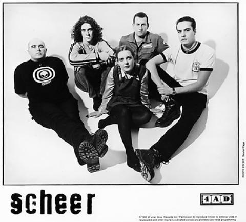Scheer Promo Print