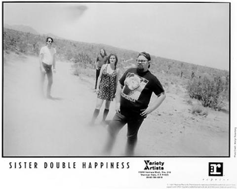 Sister Double Happiness Promo Print