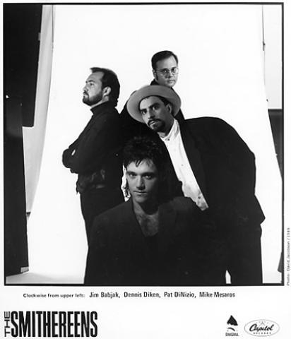 The Smithereens Promo Print