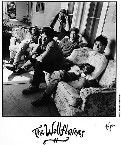 The Wallflowers Promo Print