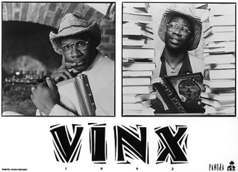 Vinx Promo Print