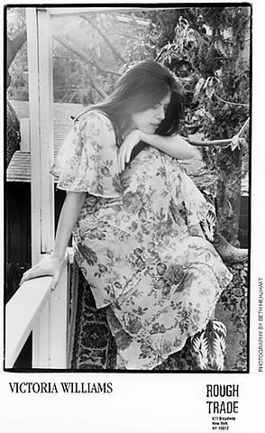 Victoria Williams Promo Print