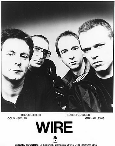 Wire Promo Print